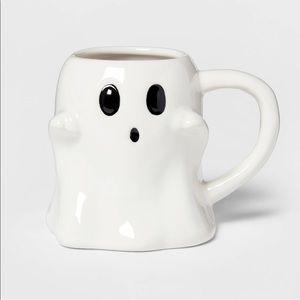 NEW❗️White Ghost Mug - Threshold - NWT 👻